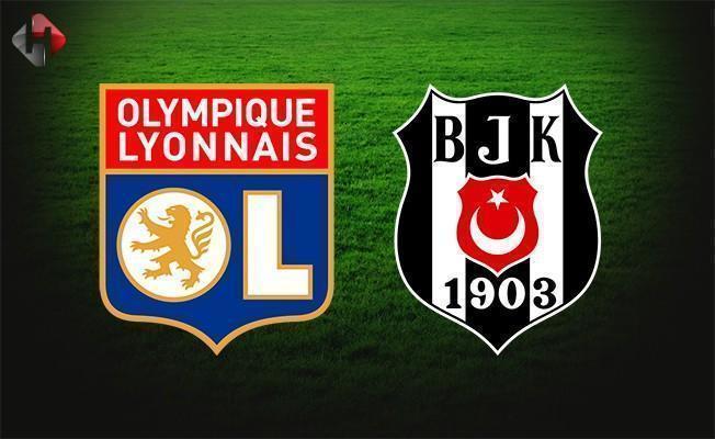 Lyon Beşiktaş maçı ne zaman saat kaçta hangi kanalda şifresiz mi yayınlanacak