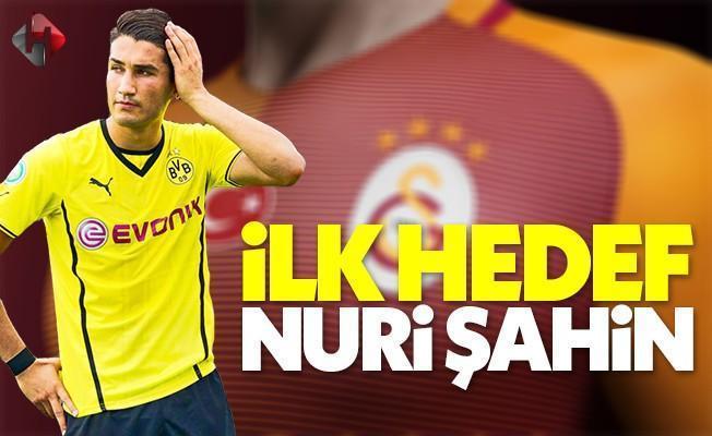 Nuri Şahin Galatasaray'a mı geliyor