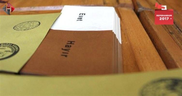 Referandumda oy pusulasının fotoğrafını çekenlere 250 lira para cezası
