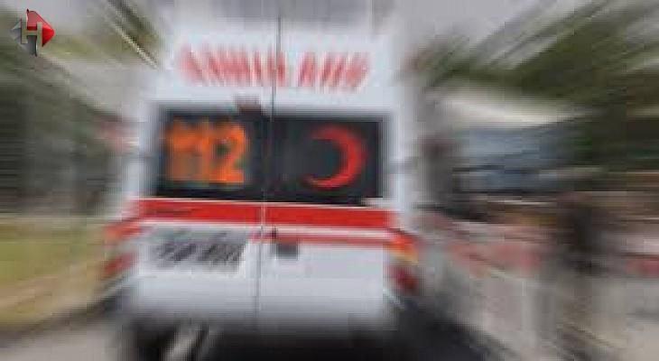 Siverek'te hafif ticari araç devrildi: 3 ölü, 8 yaralı