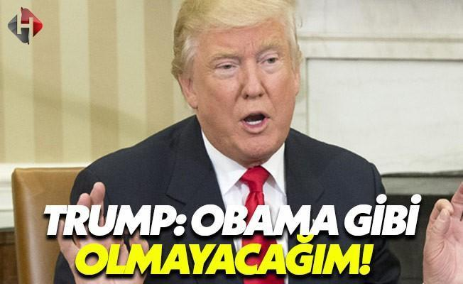 Trump, Haber Vermeden Vuracağını Söyledi