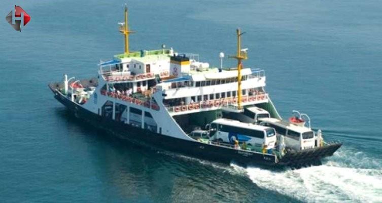 Türkiye ile Ukrayna arasında feri bot seferleri başladı