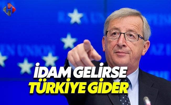 Avrupa Birliği'nden İdam Tehdidi: İdam Gelirse İlişkiler Biter