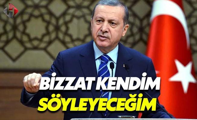 Başbakan açıkladı ! Erdoğan, Trump'la ne konuşacak ?