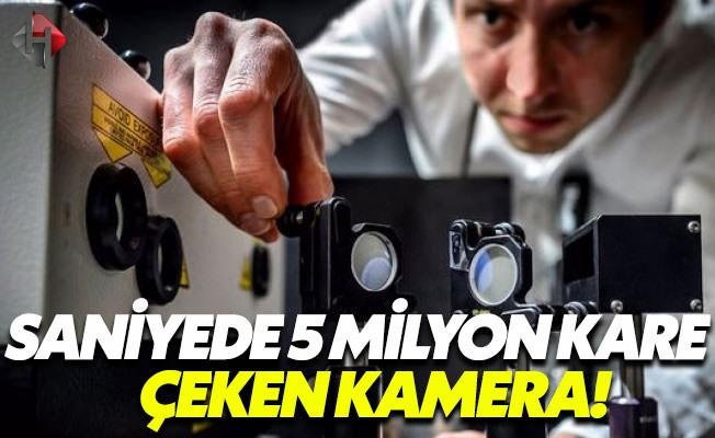 Dünyanın En Hızlı Kamerası Şaşırtıyor