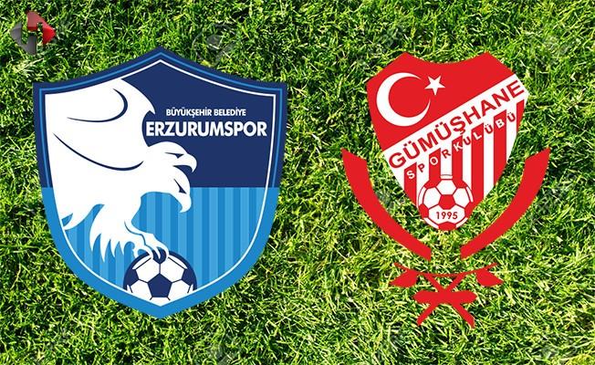 Erzurumspor Gümüşhanespor maçı ne zaman saat kaçta hangi kanalda
