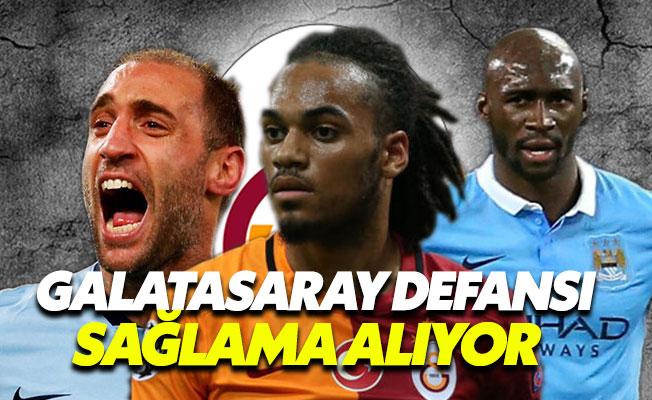 Galatasaray, City'den 4 isimle ilgileniyor