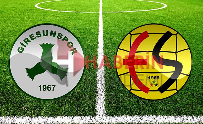 Giresunspor Eskişehirspor play-off maçı ne zaman saat kaçta hangi kanalda?