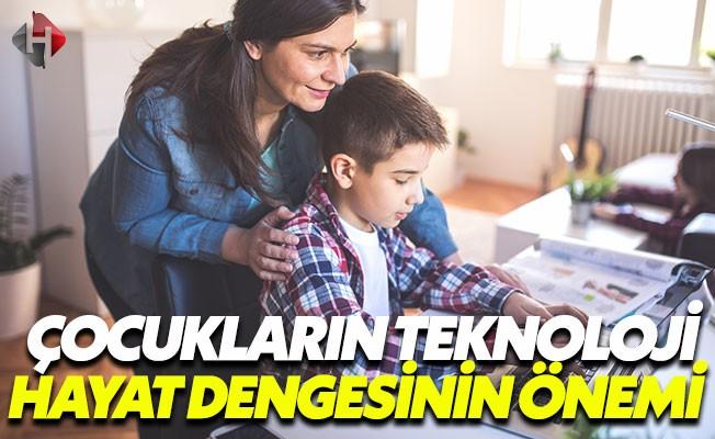 Teknoloji Kullanımı Konusunda Çocuklarınıza Örnek Olun