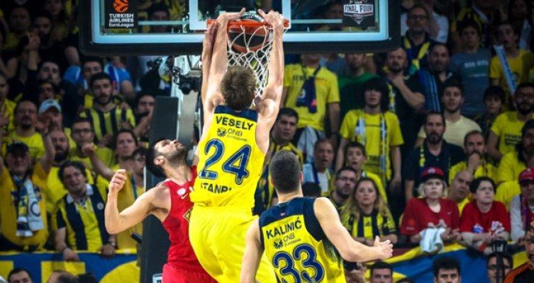 THY Euroleague'de şampiyon Fenerbahçe