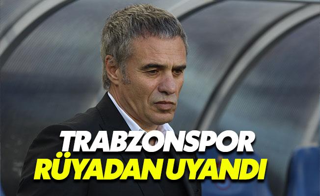 Trabzonspor Başakşehir sınavını veremedi