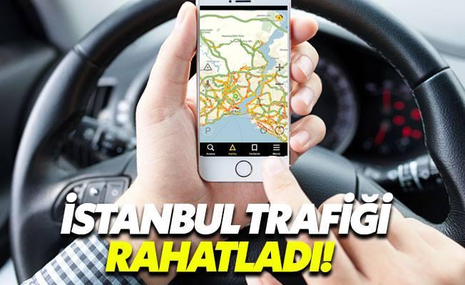 Avrasya Tüneli'nin açılması İstanbul'un trafiğini rahatlattı