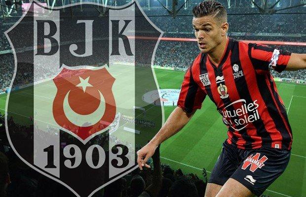 Beşiktaş'ta Talisca yerine Hatem Ben Arfa
