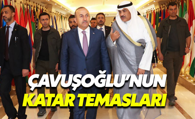 """Çavuşoğlu: """"Türkiye'nin beklentisi bu krizin çözülmesidir."""""""