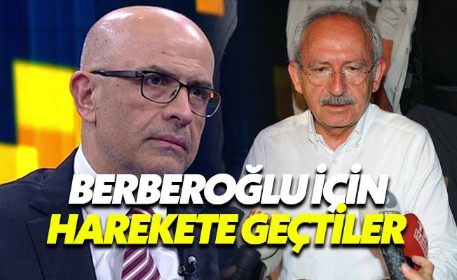 CHP, Enis Berberoğlu için AYM'ye başvuracak