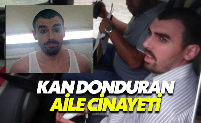 Edirne'de kan donduran aile cinayeti