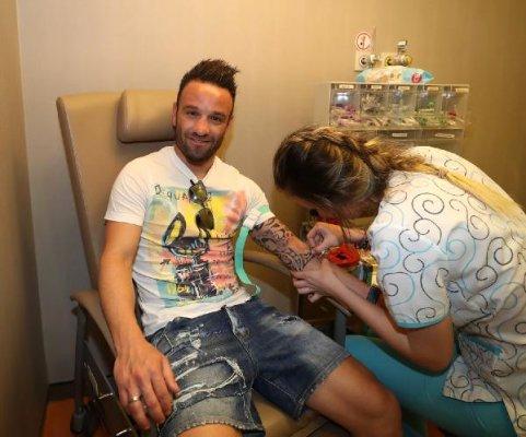 Fenerbahçe'nin yeni transferi Valbuena sağlık kontrolünde