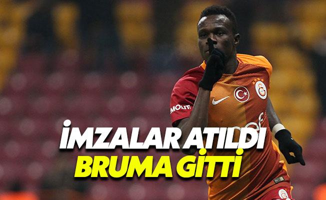 Galatasaray, Bruma'nın transferini resmen açıkladı
