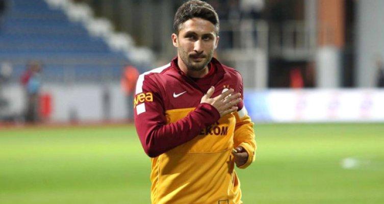 Galatasaray'dan Sabri Sarıoğlu'na veda