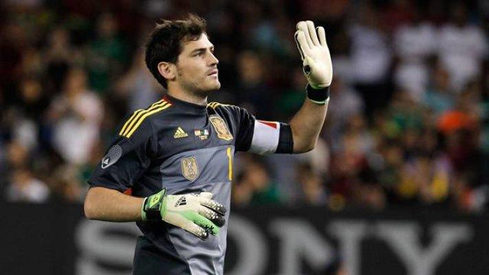 Iker Casillas Antalyaspor'da doğru