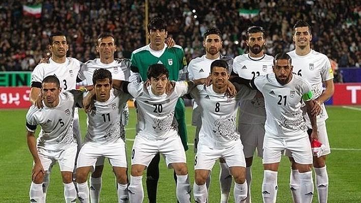 İran milli takımı 2018 Dünya Kupası'nda