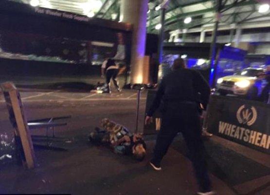 Londra Köprüsü ve Borough Pazarı'nda terör saldırı: 7 ölü 41 yaralı