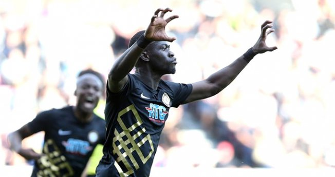 Osmanlısporlu Badou Ndiaye Crystal Palace'de