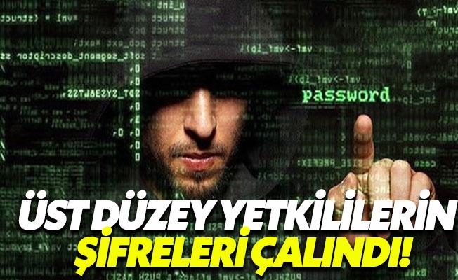 Rus hackerlar İngiliz bakanların internet şifrelerini çaldı