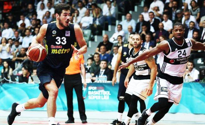Spor Toto Basketbol Ligi'nde şampiyon Fenerbahçe