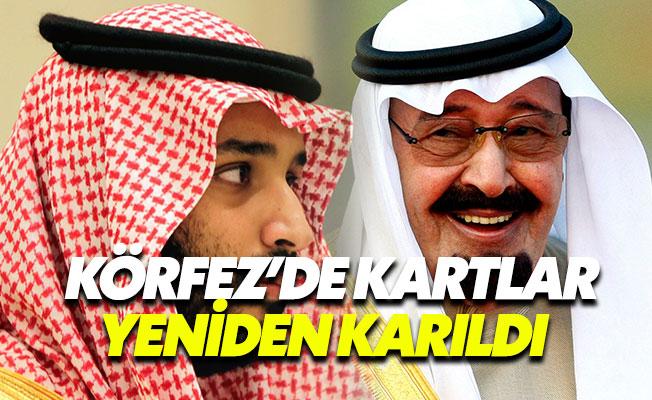 Suudi Arabistan'da veliaht değişti, Körfez karıştı