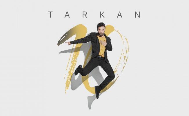 """Tarkan'ın """"10"""" albümü dünya listelerinde"""