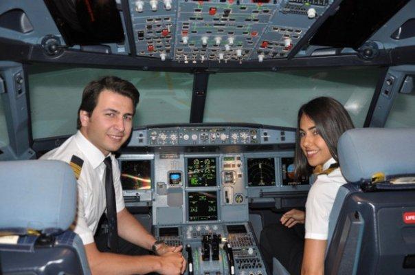 THY'den yolcu uçaklarına yetiştirilmek üzere 2. pilot alımı