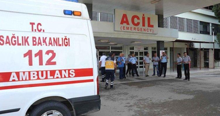 Trabzon'da askere hain tuzak: 2 asker yaralı