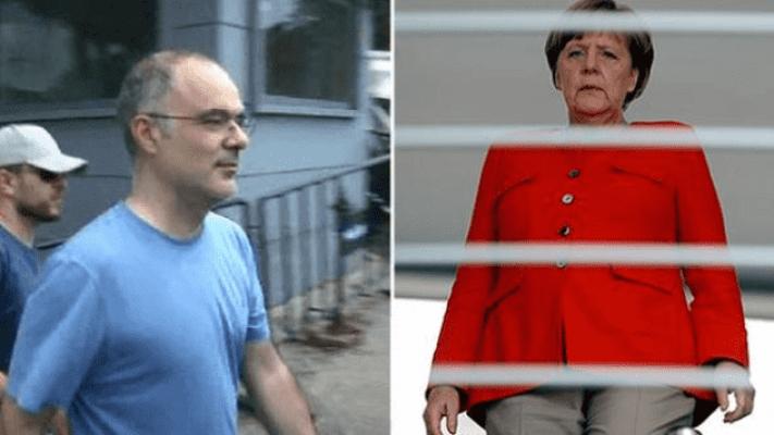 Almanya, Türkiye'ye 'Peter Steudtner' için nota verdi!