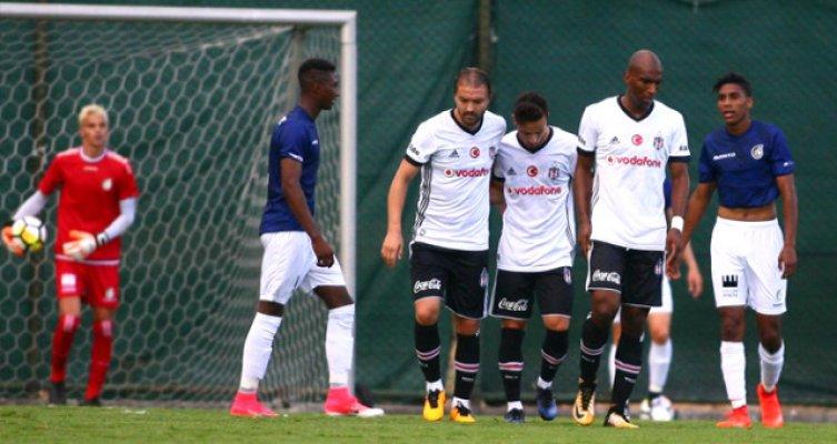 Beşiktaş Fortuna Sittard 3-3