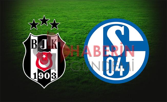 Beşiktaş Schalke 04 maçı ne zaman saat kaçta şifresiz hangi kanalda
