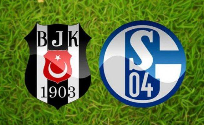 Beşiktaş Schalke 04 şifresiz Smart Spor canlı maç yayını