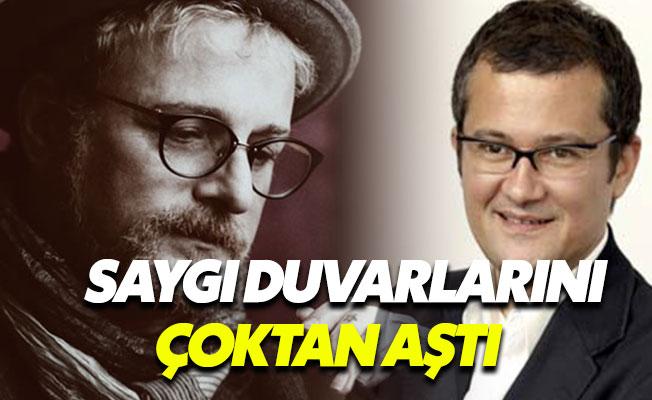 Cengiz Semercioğlu saygı sınırlarını aştı
