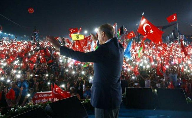 Erdoğan: FETÖ'cülerin şu anda daha iyi günleri!