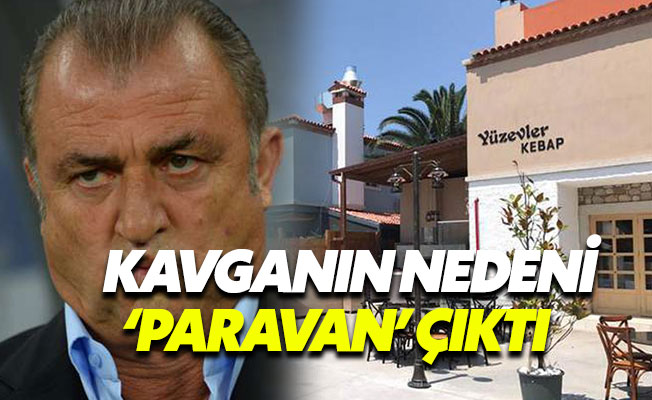 Fatih Terim, Alaçatı'da kebabçı bastı iddiasında yeni gelişme