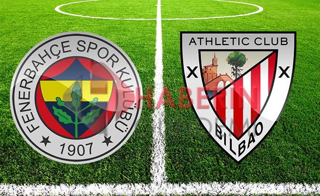 Fenerbahçe Athletic Bilbao maçı ne zaman saat kaçta şifresiz hangi kanalda