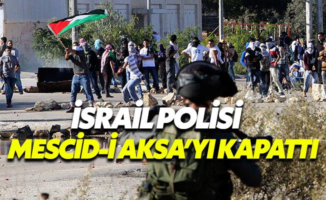 İsrail polisi Mescid-i Aksa'da 3 Filistinliyi öldürdü