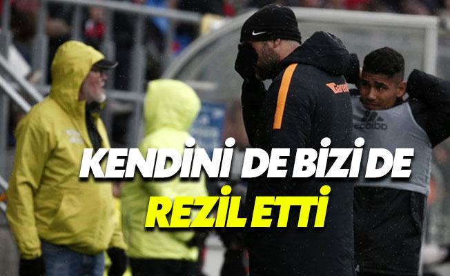 İsveç basını Galatasaray ile alay etti