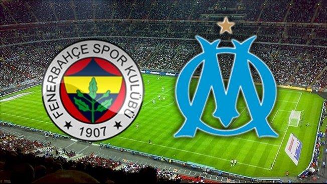 Marsilya Fenerbahçe 1-0 Hazırlık Maçı Geniş Özet