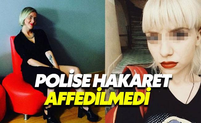 Polisleri sürgünle tehdit eden 2 kadına 1 yıl 2 ay hapis cezası