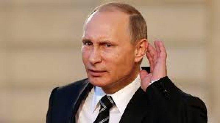 Putin'den şaşırtan açıklama!