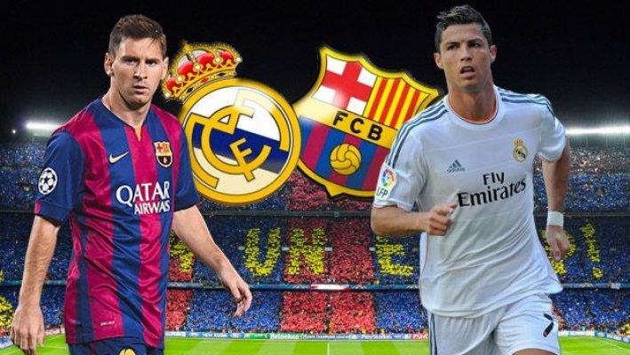 Barcelona Real Madrid maçı ne zaman saat kaçta? Tivibu Spor şifresiz izleme yolları