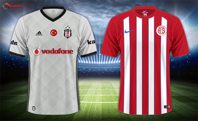 Beşiktaş Antalyaspor maçı ne zaman saat kaçta şifresiz hangi kanalda