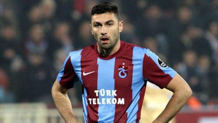 Burak Yılmaz'ın 61. golü Fenerbahçe'ye
