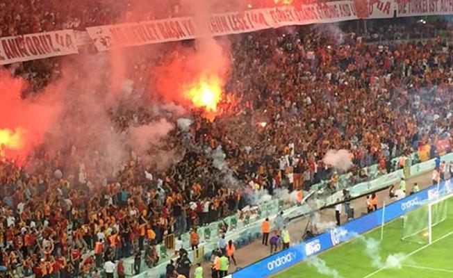 Federasyon'dan Konyaspor'a 5, Beşiktaş'a 1 maç ceza